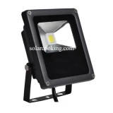 Flood Light LED SMD 10W - 12/24V Slim Cool  White