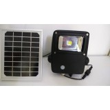 Solar Flood Light 10W SMD with Motion Sensor