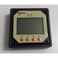 Remote Meter for Duobattery Solar Controller