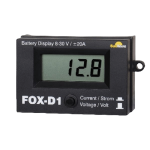 FOX - D1 Battery Display Sunware