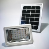 Solar Flood Light 30 LED RGB -  Red,Green,Blue Color (HM21035)